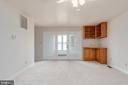 In-law suite living room - 118 RINGGOLD RD, FREDERICKSBURG