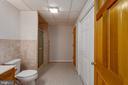 Basement Bath - 118 RINGGOLD RD, FREDERICKSBURG