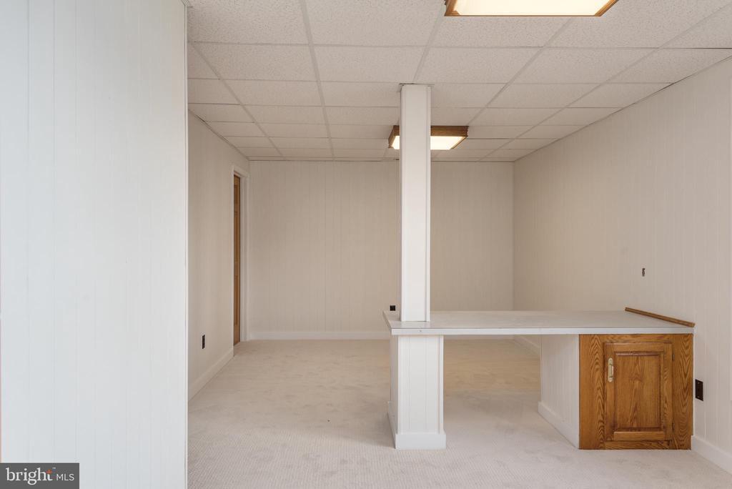 Basement Bedroom - 118 RINGGOLD RD, FREDERICKSBURG