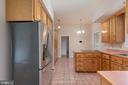 Main Kitchen - 118 RINGGOLD RD, FREDERICKSBURG