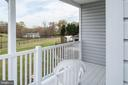 view from apartment - 118 RINGGOLD RD, FREDERICKSBURG