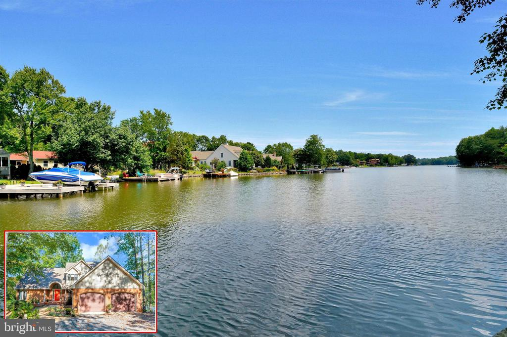 Let's get this lake life started! - 542 HARRISON CIR, LOCUST GROVE