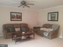 Living Room - 27046 SHANNON MILL DR, RUTHER GLEN