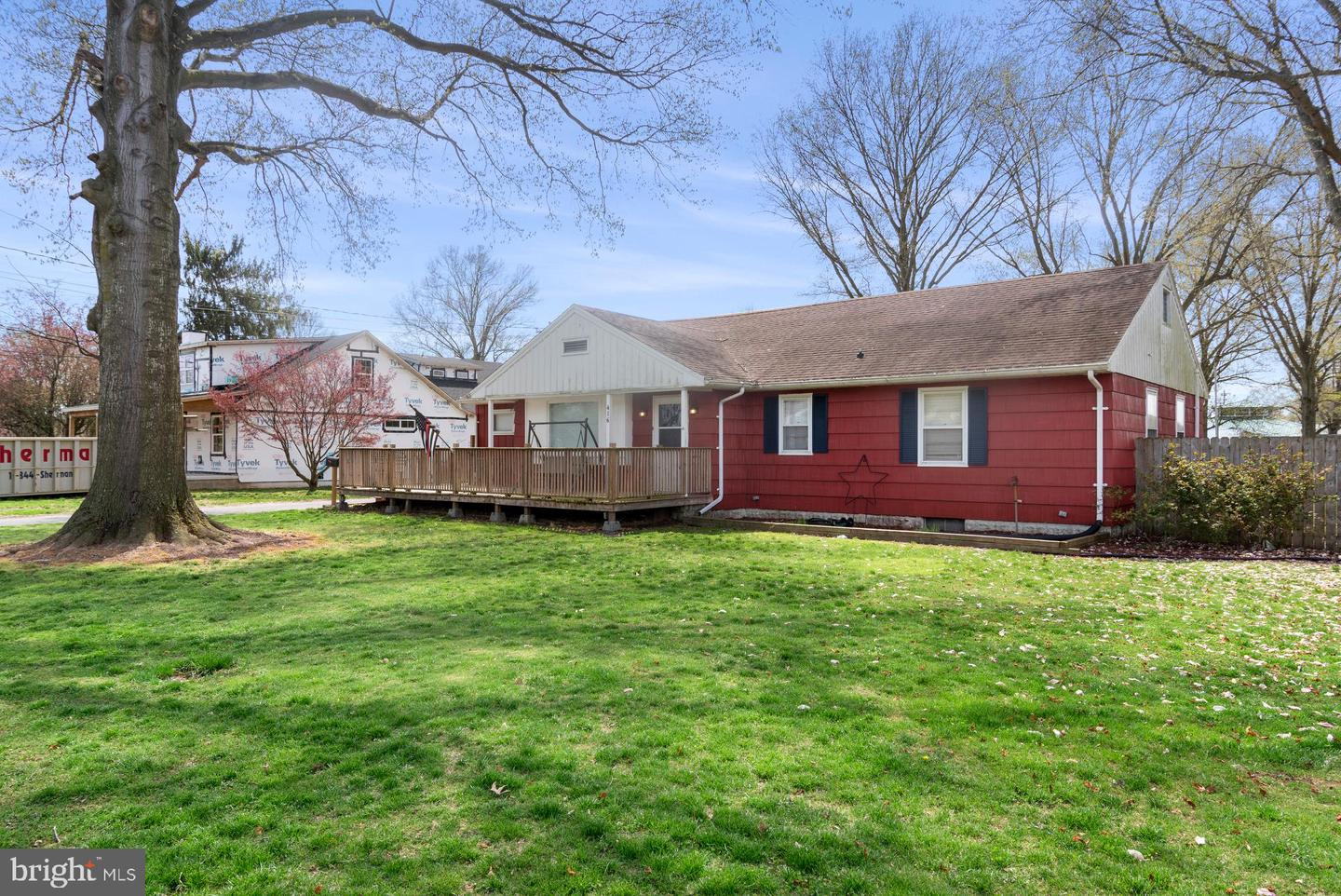 Single Family for Sale at 416 S Laws St 416 S Laws St Bridgeville, Delaware 19933 United States