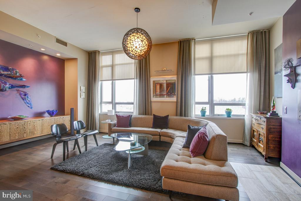 Your condo is flooded with light! - 12025 NEW DOMINION PKWY #302, RESTON