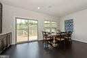 Dining - 9163 LANDON HOUSE LN, FREDERICK