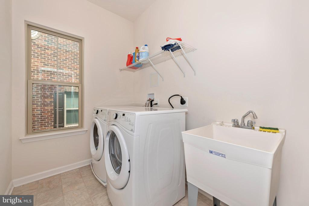 Laundry room - 9163 LANDON HOUSE LN, FREDERICK