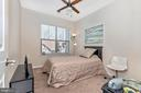 Second bedroom - 2921 MILL ISLAND PKWY, FREDERICK