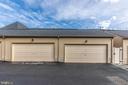 2 car garage - 2921 MILL ISLAND PKWY, FREDERICK