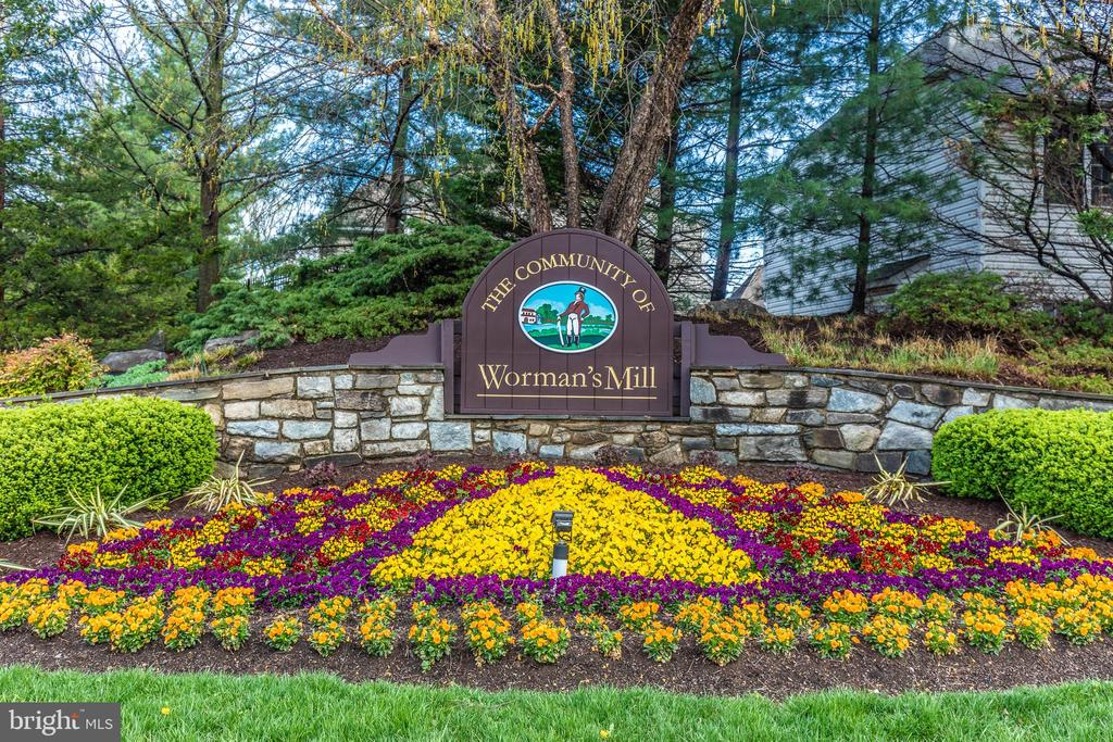 Lovely community - 2921 MILL ISLAND PKWY, FREDERICK