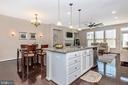 Open concept! - 2921 MILL ISLAND PKWY, FREDERICK