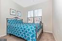 Third bedroom - 2921 MILL ISLAND PKWY, FREDERICK