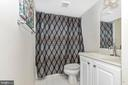 Basement full bathroom - 2921 MILL ISLAND PKWY, FREDERICK