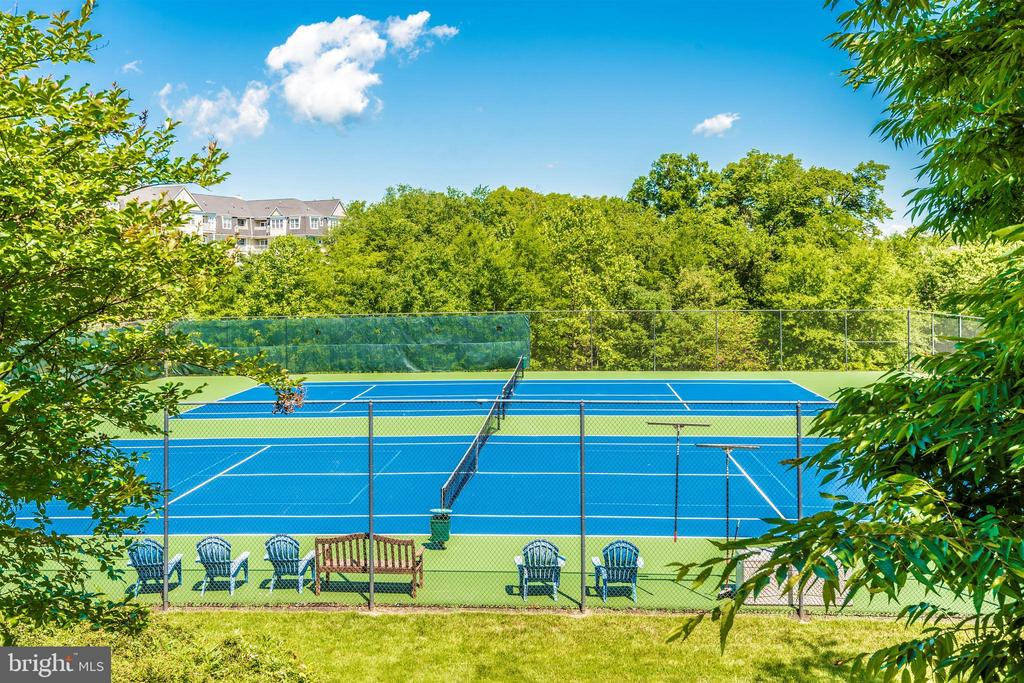 Tennis Courts - 2921 MILL ISLAND PKWY, FREDERICK
