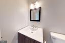 Bonus hall bath keeps guests out of bedroom area! - 7007 PARTRIDGE PL, HYATTSVILLE