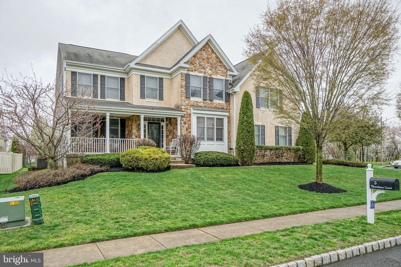 Single Family Homes per Vendita alle ore Lumberton, New Jersey 08048 Stati Uniti