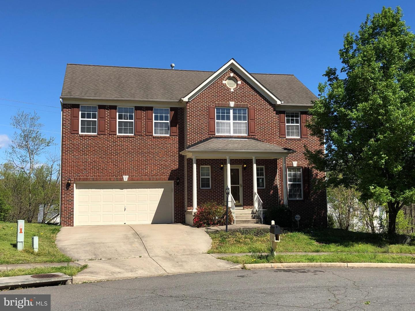 Single Family for Sale at 1 Bells Ridge Dr Stafford, Virginia 22554 United States