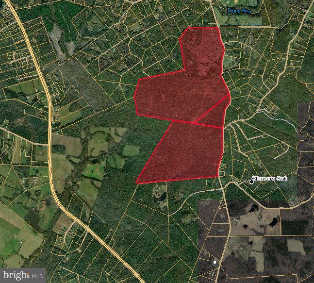 أراضي للـ Sale في Morrisville, Virginia 22712 United States