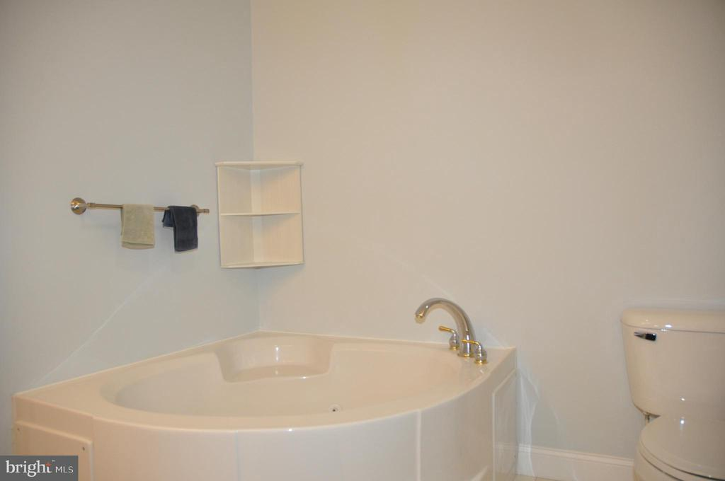 Master bath jetted tub - 38834 LIME KILN RD, LEESBURG