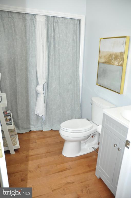 1/2 bath on the main level - 38834 LIME KILN RD, LEESBURG