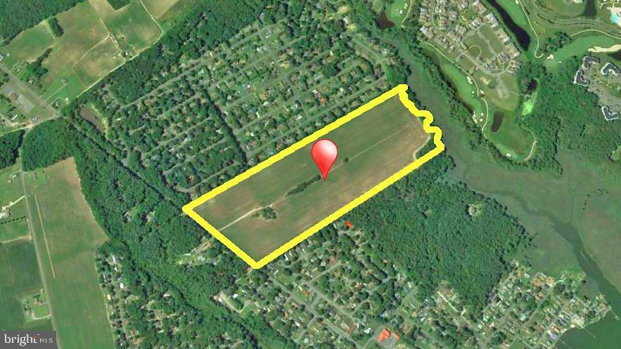 Land for Sale at Millsboro, Delaware 19966 United States