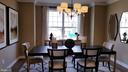 Formal Dining Room - WILD WILLOW WAY- WATERFORD, LEESBURG