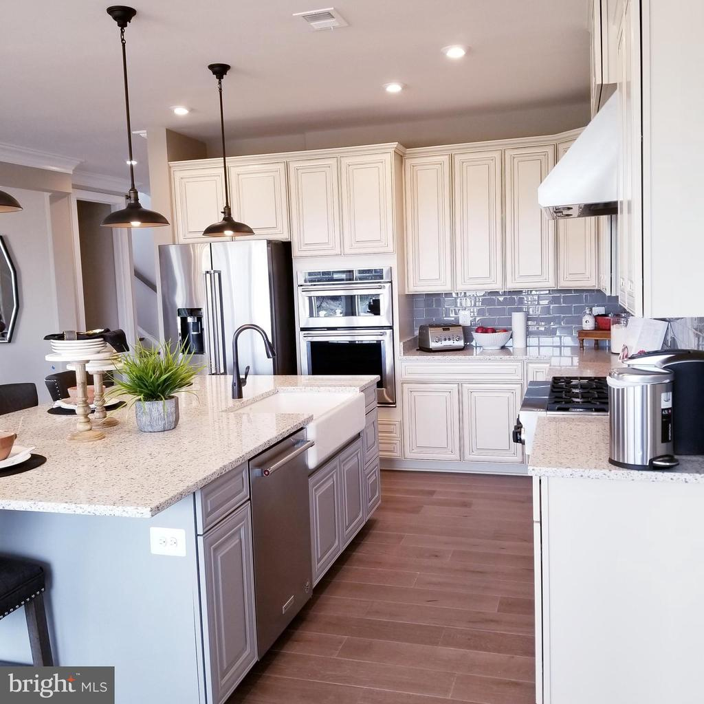 Kitchen - WILD WILLOW WAY- WATERFORD, LEESBURG