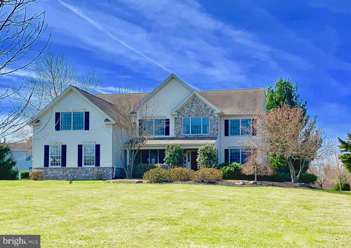 Single Family Home for Sale at Ringoes, New Jersey 08551 United States