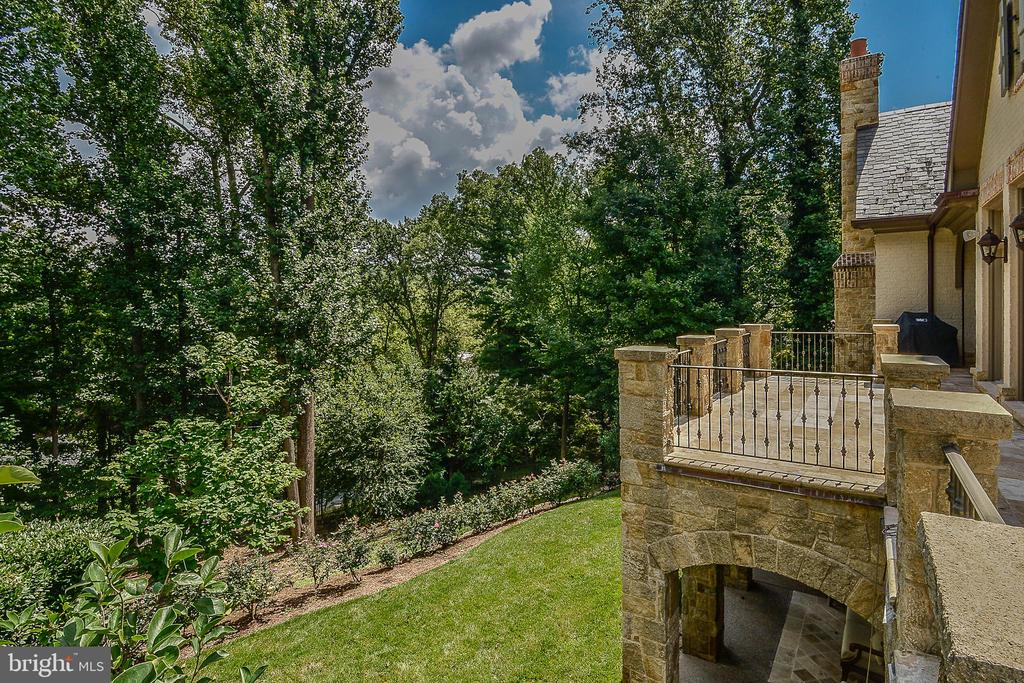 Enjoy Private Wooded Views - 6126 FRANKLIN PARK RD, MCLEAN