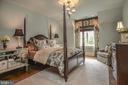 Third Bedroom w/ En-suite Custom Bath - 6126 FRANKLIN PARK RD, MCLEAN