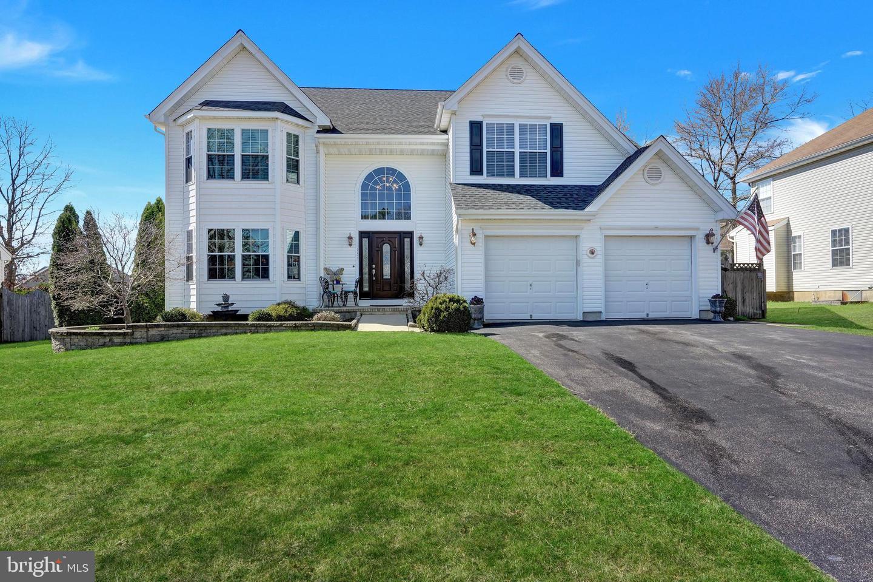 Maison unifamiliale pour l Vente à 133 SWORDFISH Manahawkin, New Jersey 08050 États-Unis