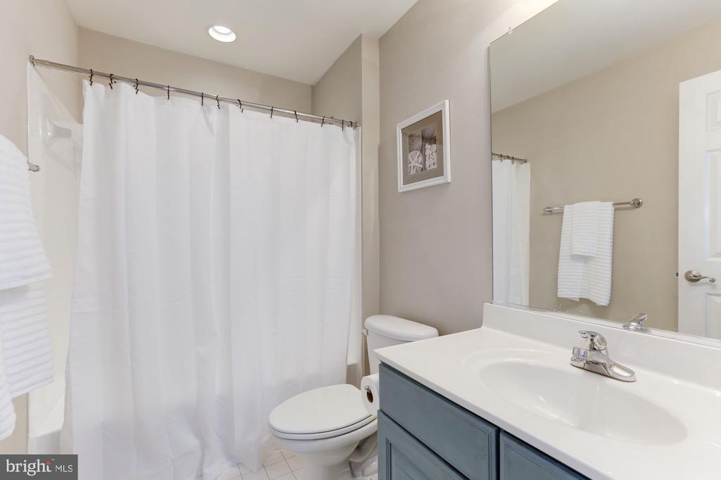 Basement Bathroom - 5933 EMBRY SPRING LN, ALEXANDRIA