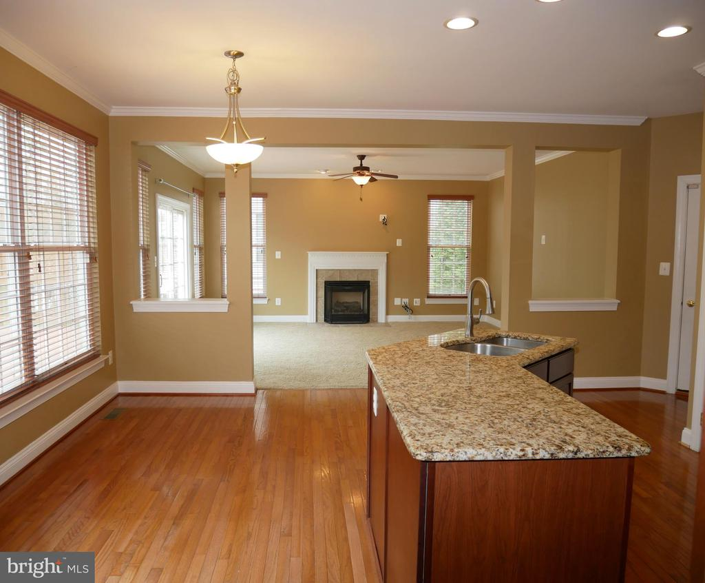 42863 Conquest Circle Kitchen to Family Room - 42863 CONQUEST CIR, ASHBURN