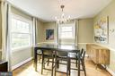 Spacious formal dining room - 3125 1ST PL N, ARLINGTON