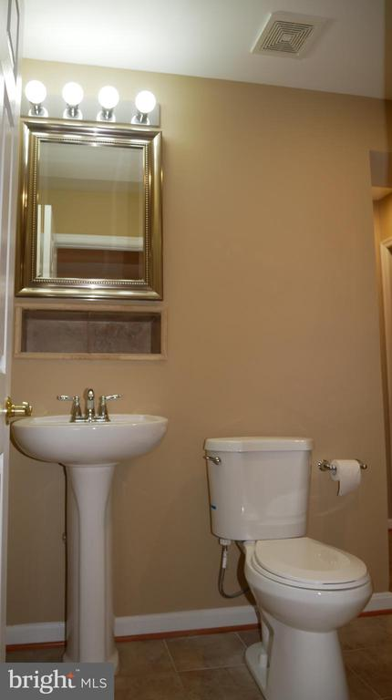 42863 Conquest Circle Lower Level Full Bath - 42863 CONQUEST CIR, ASHBURN