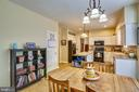 open with perfect sightlines to the family room - 48 SAVANNAH CT, STAFFORD