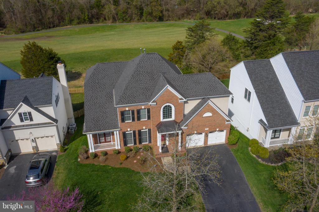 Beautiful views every day - 25793 PLANTING FIELD DR, CHANTILLY