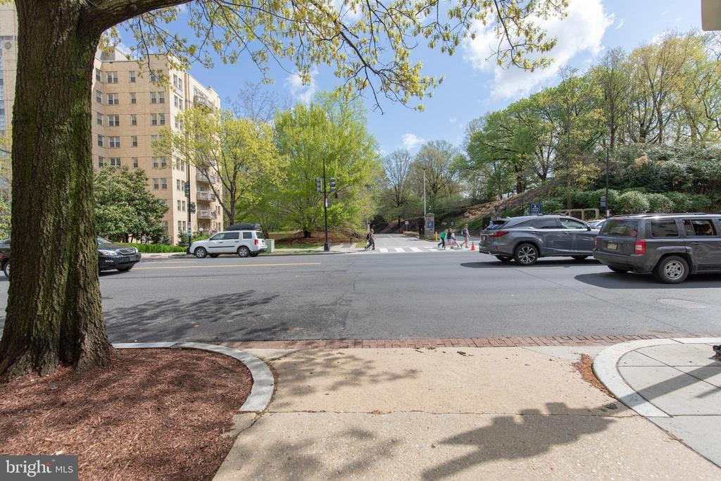 Exterior General (Parking) - 3100 CONNECTICUT AVE NW #118, WASHINGTON