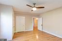 Bedroom - 3100 CONNECTICUT AVE NW #118, WASHINGTON