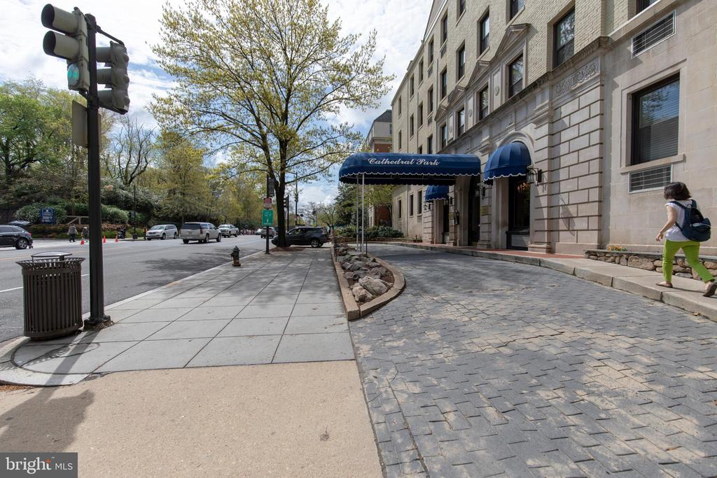 Exterior General - 3100 CONNECTICUT AVE NW #118, WASHINGTON