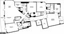 Perfect for entertaining floor plan - 1200 CRYSTAL DRIVE #1413-1414, ARLINGTON