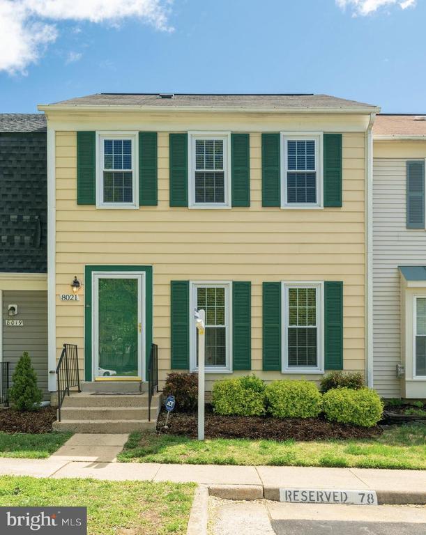 Springfield Homes for Sale -  Townhome,  8021  EDINBURGH DRIVE