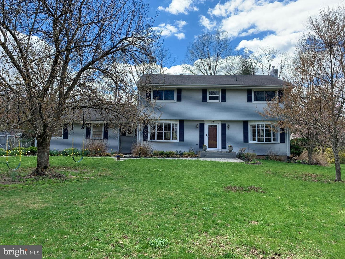 Single Family Home for Sale at 118 CHERRY BROOK Drive Princeton, New Jersey 08540 United StatesMunicipality: Montgomery Township