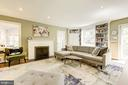 Sun-soaked with upgraded recessed lighting - 3125 1ST PL N, ARLINGTON