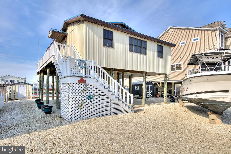Частный односемейный дом для того Продажа на 285 HERON Road Tuckerton, Нью-Джерси 08087 Соединенные Штаты