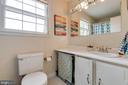 Upper level all bathroom - 5304 KAYWOOD CT, FAIRFAX