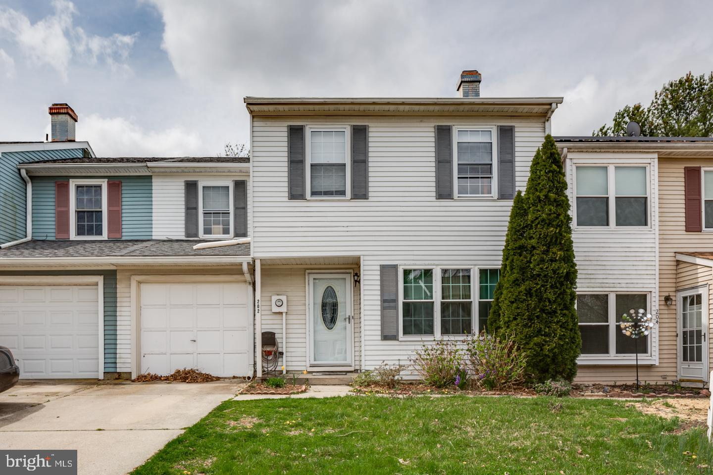 Photo of home for sale at 202 Lafayette Drive, Swedesboro NJ