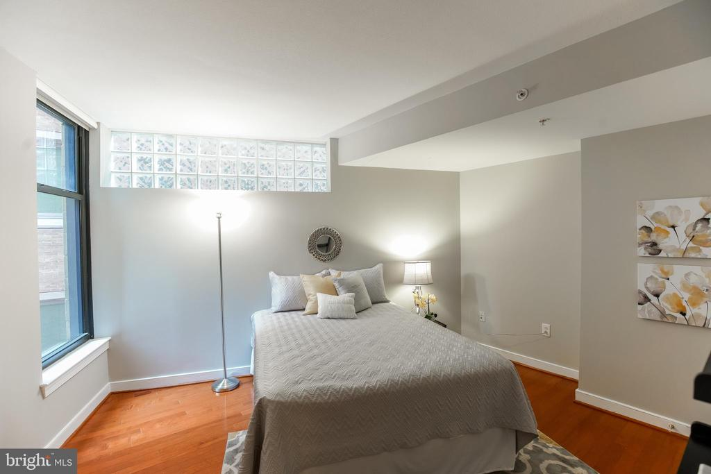 3rd Bedroom features Built-in Closet. - 616 E ST NW #656, WASHINGTON