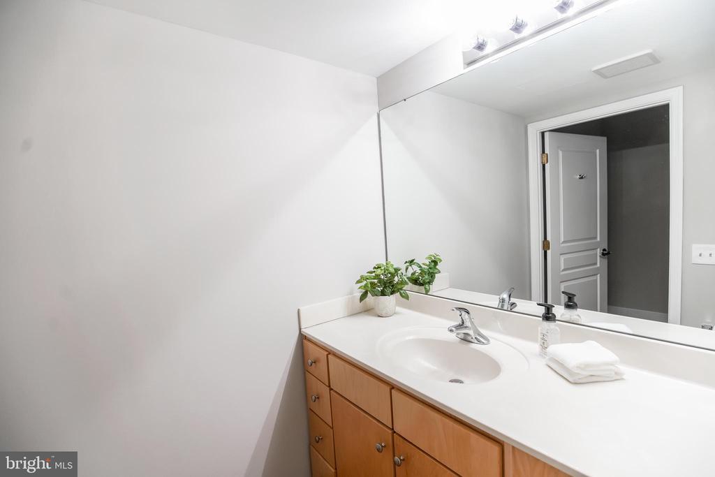 Main Level Entry Powder Room. - 616 E ST NW #656, WASHINGTON
