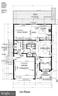Main Level Floor Plan - 6603 ACCIPITER DR, NEW MARKET